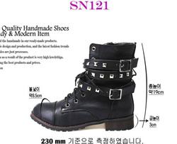 Ảnh số 29: giầy boots hàn quốc - Giá: 770.000