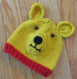 Ảnh số 36: Mũ len trẻ em - Giá: 1.000