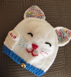 Ảnh số 37: Mũ len trẻ em - Giá: 1.000