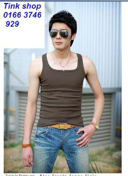 Ảnh số 47: Áo Ba lỗ cổ chữ nhật- new 20i2 Mng Stick(Design by Korea) - Giá: 85.000