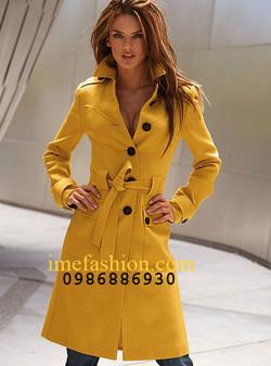Ảnh số 1: áo choàng dạ nữ - Giá: 1.400.000
