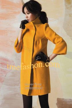 Ảnh số 6: áo choàng dạ nữ - Giá: 1.200.000