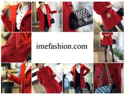 Ảnh số 15: áo choàng dạ nữ - Giá: 1.350.000