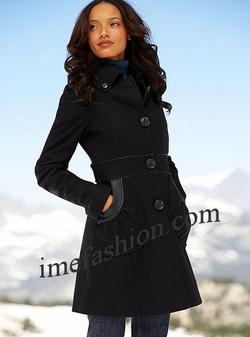 Ảnh số 48: áo choàng dạ nữ - Giá: 1.400.000