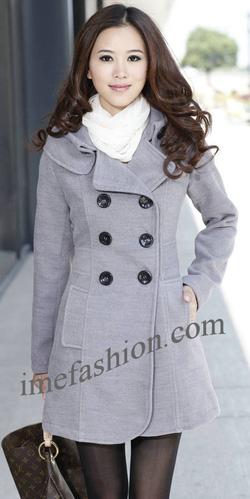 Ảnh số 50: áo choàng dạ nữ - Giá: 1.225.000