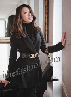 Ảnh số 54: áo choàng dạ nữ - Giá: 1.350.000