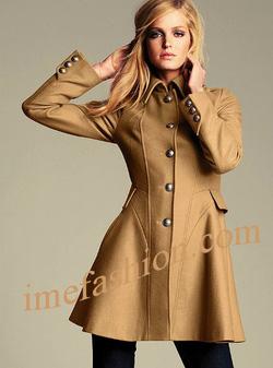Ảnh số 58: áo choàng dạ nữ - Giá: 1.350.000