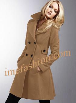 Ảnh số 59: áo choàng dạ nữ - Giá: 1.375.000