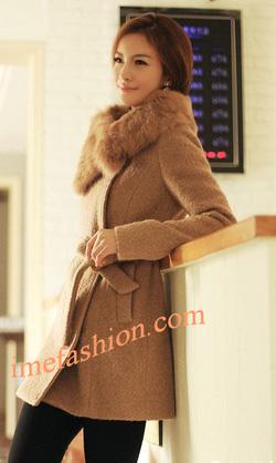 Ảnh số 64: áo choàng dạ nữ - Giá: 1.350.000
