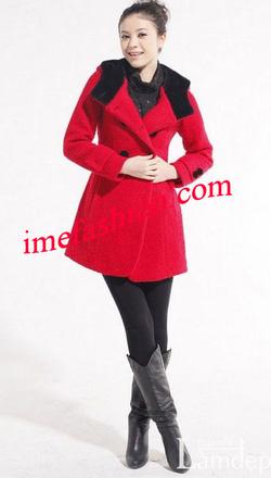 Ảnh số 65: áo choàng dạ nữ - Giá: 1.350.000