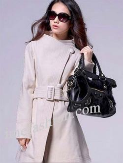 Ảnh số 68: áo choàng dạ nữ - Giá: 1.350.000