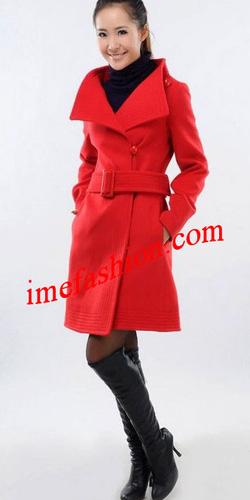 Ảnh số 71: áo choàng dạ nữ - Giá: 1.350.000