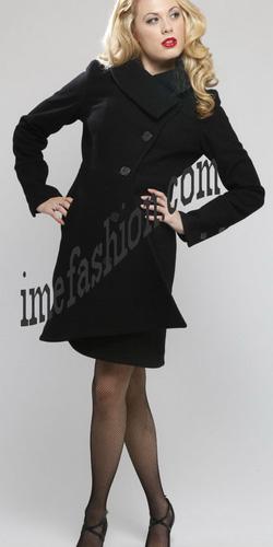 Ảnh số 73: áo choàng dạ nữ - Giá: 1.350.000