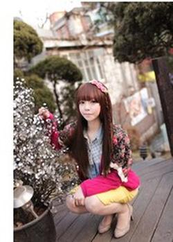 Ảnh số 93: Tóc bộ Nữ Hàn Quốc tóc thẳng - Giá: 750.000