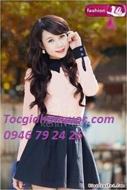 Ảnh số 1: Tóc bộ Nữ Hàn quốc E224/33 - Giá: 850.000