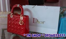 Ảnh số 48: Dior Lady fake 1B,trơn cạnh.kèm túi giấy như hình. 550k. - Giá: 550.000