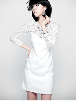 Ảnh số 26: váy ren - Giá: 230.000