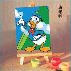 Ảnh số 64: tranh sơn dầu KTS - Giá: 40.000