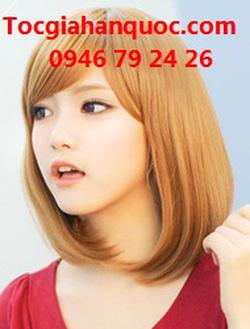 Ảnh số 94: Tóc bộ có da đầu Hàn quốc - Giá: 600.000
