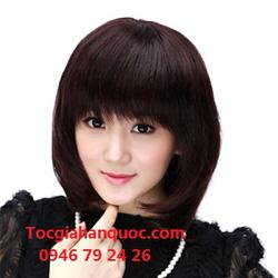 Ảnh số 76: Tóc bộ có da đầu Hàn quốc - Giá: 700.000