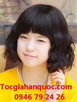 Ảnh số 29: Tóc bộ Nữ Hàn Quốc - Giá: 700.000