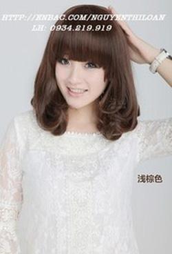 Ảnh số 74: Tóc bộ Nữ Hàn Quốc - Giá: 700.000