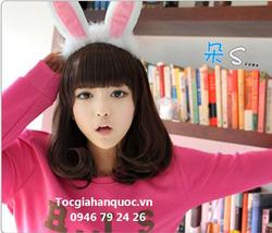 Ảnh số 14: Tóc ngắn Hàn quốc - Giá: 700.000