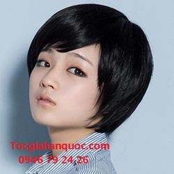 Ảnh số 78: Tóc bộ có da đầu Hàn quốc tom boy - Giá: 650.000