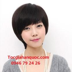 Ảnh số 55: Tóc bộ có da đầu Hàn quốc tom boy - Giá: 650.000