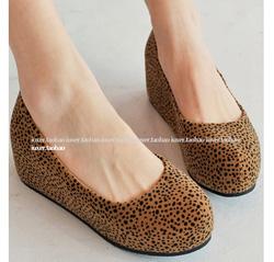 Ảnh số 64: Giày búp bê bánh mì Alibaba chấm bi - Giá: 220.000