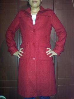 Ảnh số 9: áo khoác dạ - Giá: 400.000