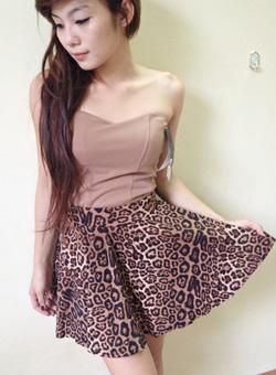 Ảnh số 23: váy dạ xòe - Giá: 130.000