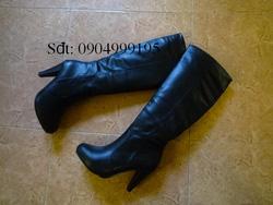 Ảnh số 59: MS 0 : Boot cổ dài - Giá: 1.000.000