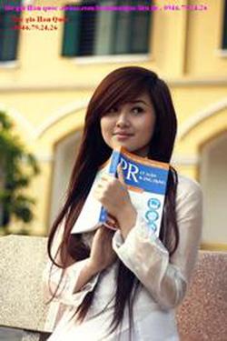 Ảnh số 35: Korea - tóc thẳng mái bằng Tóc có da đầu chịu nhiệt - Giá: 850.000