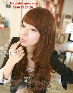 Ảnh số 59: Korea tóc xoăn nhẹ - Giá: 700.000