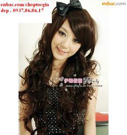 Ảnh số 69: Korea tóc xoăn nhiều - Giá: 850.000