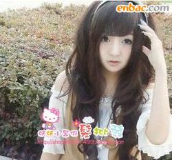 Ảnh số 68: Korea tóc xoăn nhẹ - Giá: 700.000