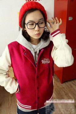 Ảnh số 47: áo khoác đôi bóng chày - Giá: 470.000