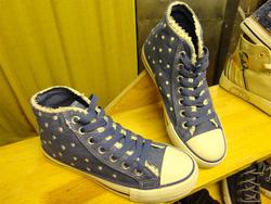 Ảnh số 73: Giày bata cao cổ - Giá: 220.000