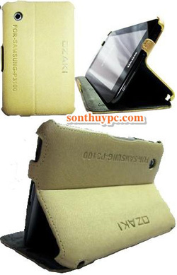 Ảnh số 3: Bao da Ozaki iCoat Samsung Galaxy Tab 2 P3100, P6200 - Giá: 470.000