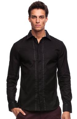 Ảnh số 5: Armani Exchange Taped Dobby Shirt - Giá: 1.600.000