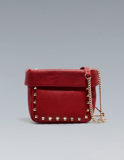 Ảnh số 24: Zara studded mini bucket bag - Giá: 680.000