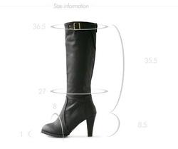 Ảnh số 85: MS 15 : carmen ( Boot cao cổ ) - Giá: 1.490.000