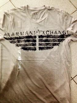 Ảnh số 31: Armani Exchange Logo  T-Shirt - Giá: 550.000