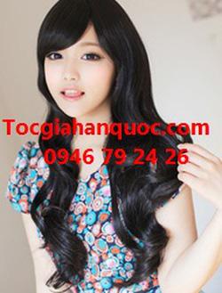 Ảnh số 7: C168 - Korea tóc bộ có da đầu chịu nhiệt - Giá: 750.000