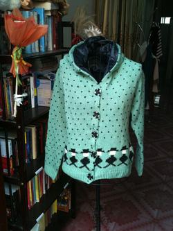 Ảnh số 67: áo len lót lông - Giá: 250.000