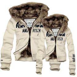 Ảnh số 42: Áo khoác Abercrombie&Fitch ( kem ) - Giá: 1.200.000