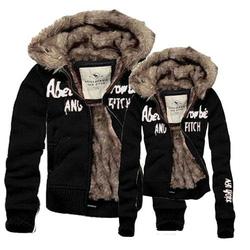 Ảnh số 44: Áo khoác Abercrombie&Fitch (đen) - Giá: 1.200.000