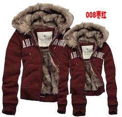 Ảnh số 48: Áo khoác Abercrombie&Fitch ( đỏ mận ) - Giá: 1.200.000