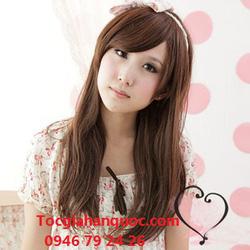 Ảnh số 61: Tóc dành cho Cô Dâu xinh ôm ngực Hàn quốc - Giá: 700.000